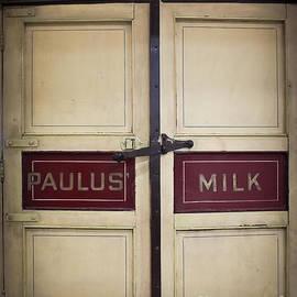 Colleen Kammerer - Paulus Dairy Milk Wagon