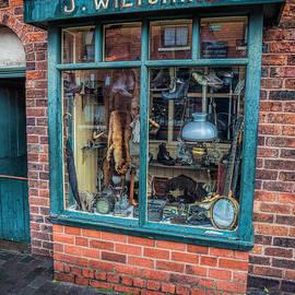 Adrian Evans - Pawnbrokers Shop