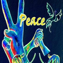 Eloise Schneider - Peace 2