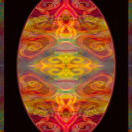 Omaste Witkowski - Peace and Harmony Abstract Healing Art