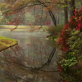 Kathy Clark - Peace in a Garden