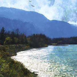 Jordan Blackstone - Peace in the Valley - Landscape Art