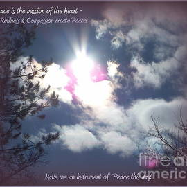 Bobbee Rickard - Peace is the Mission