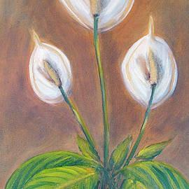 Leona Borge - Peace Lilies