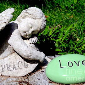 Ed Weidman - Peace Love