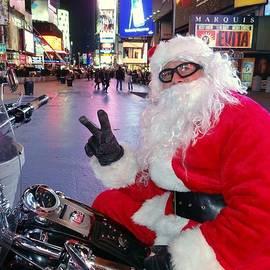 Ed Weidman - Peace Santa