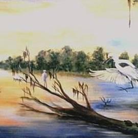 Nancy Cason - Peaceful Bayou