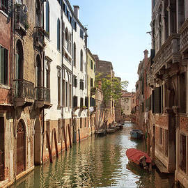 Kim Andelkovic - Peaceful Canal