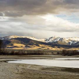 Dana Moyer - Peaceful day in Helena Montana