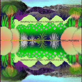 Vivian Rayford - Peaceful Pond