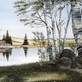 Conrad Mieschke - Peaceful River
