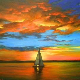 Francine Henderson - Peaceful Sailing