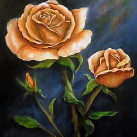 Anne Barberi - Peaches And Cream