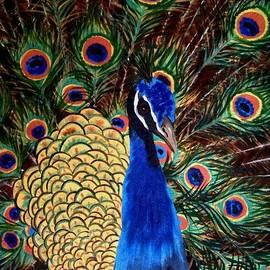 Debbie LaFrance - Peacock