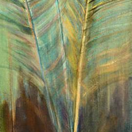 Carol Oufnac Mahan - Peacock Feathers