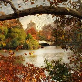 Jessica Jenney - Peak Autumn in Central Park