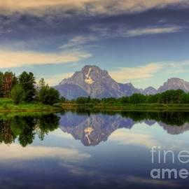 Mel Steinhauer - Peak Reflections 6
