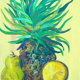 Eloise Schneider - Pear and Pineapple
