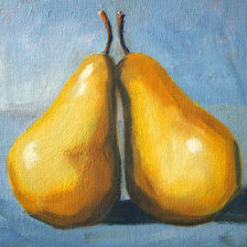Nancy Merkle - Pear Love