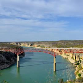 Christine Till - Pecos River High Bridge