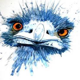 Louise Sheehy - Pee pee the Emu