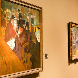 Joanna Madloch - Peek into Toulouse-Lautrec