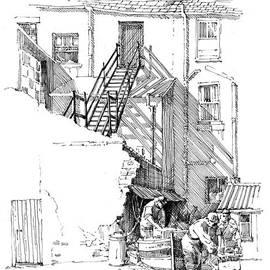 Paul Davenport - Peel Back Street