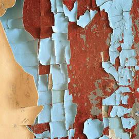 Roland Krawulsky - Peeling Paint IX