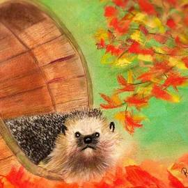 Renee Michelle Wenker - Peevish Porcupine