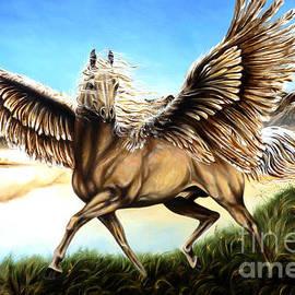 Pamela Yost - Pegasus Landing
