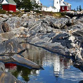 Glenn Gordon - Pemaquid Point Lighthouse Maine