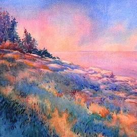Virgil Carter - Pemaquid Rocks