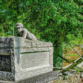 Dr Bob and Nadine Johnston - Pennsylvania Memorial Gettysburg Battleground