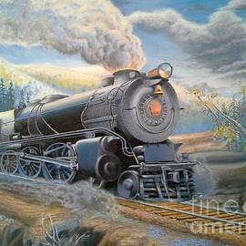 Gerald Ziolkowski - Pennsylvania Railroad