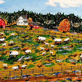 Jeffrey Koss - Pennsylvania Sheep Farm