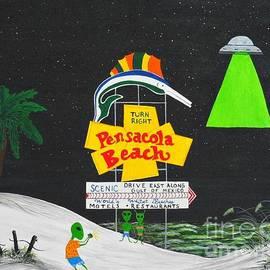 JoNeL Art  - Pensacolaliens