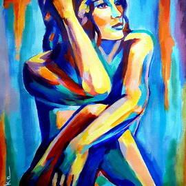 Helena Wierzbicki - Pensive Figure