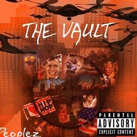 Robert Sanders - Peoplez-The Vault
