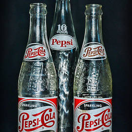 Paul Ward - Pepsi Bottles from the 1950s