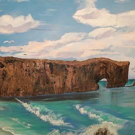 Sharon Duguay - Perce Rock