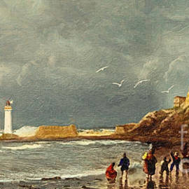 Lianne Schneider - Perch Rock - New Brighton 1829