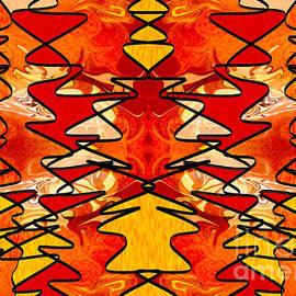 Omaste Witkowski - Perfectly Balanced Chakras Abstract Creativity Art