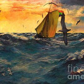 Lianne Schneider - Peril at Sea