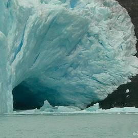 Hemu Aggarwal - Perito Moreno Glacier in Argentina
