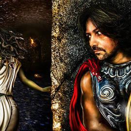 Alessandro Della Pietra - Perseus and Medusa