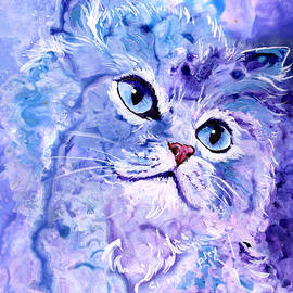 Sherry Shipley - Persian Blue