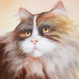 ILONA ANITA TIGGES - GOETZE  ART and Photography  - Persian Cat