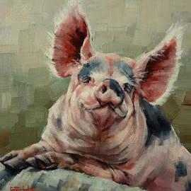 Margaret Stockdale - Personality Pig