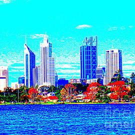 Roberto Gagliardi - Perth and Lake Monger
