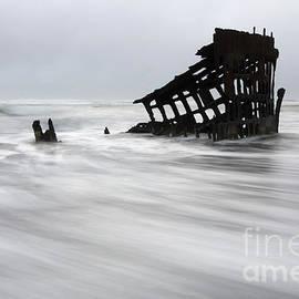 Bob Christopher - Peter Iredale Shipwreck Oregon 2